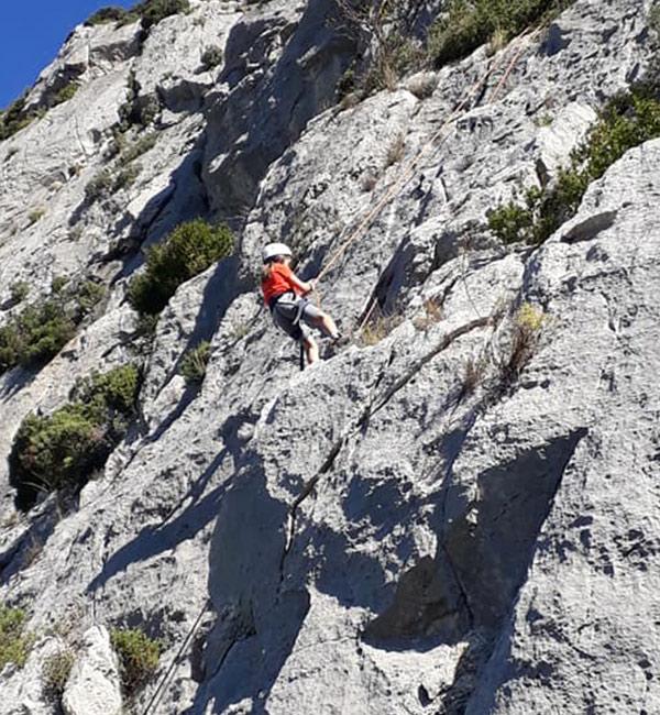 club d'escalade près de Perpignan